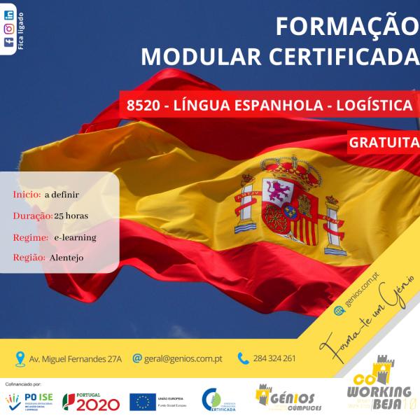 Língua Espanhola – Logística