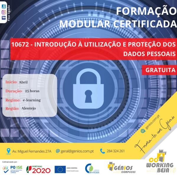 Introdução à utilização e proteção dos dados pessoais